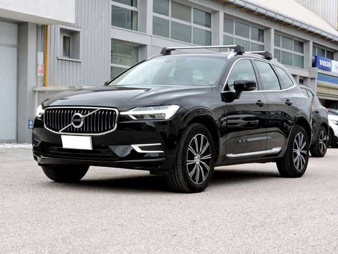Volvo XC60 D4 AWD INSCRIPTION AUTOMATICA